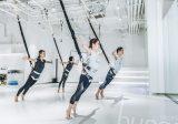 Bungee Dance: a aula fitness inspirada no esporte radical