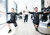 Febre fitness: treino com exercícios e choques elétricos
